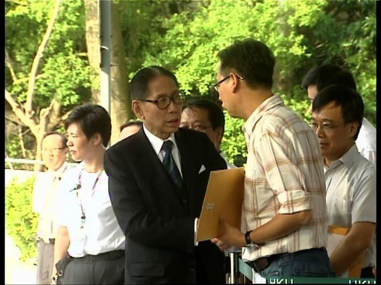 梁智鴻未決定是否暗票表決