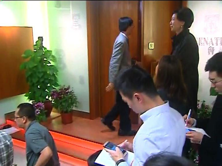 港大校委會通過兩副校長任命