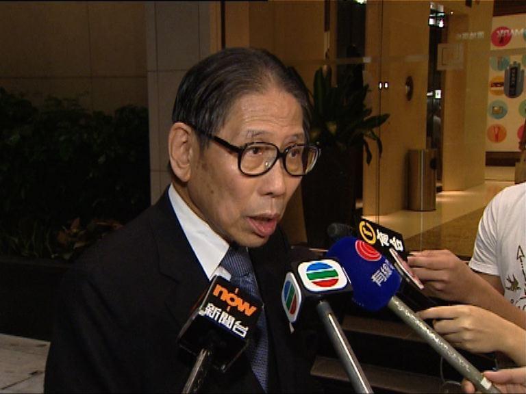 梁智鴻承認申禁制令沒徵委員同意