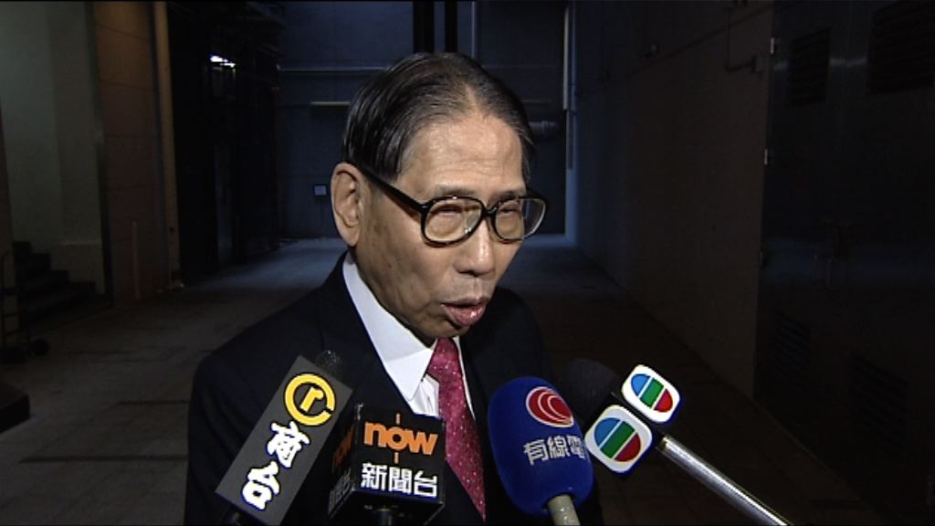 梁智鴻對李國章任命感欣慰