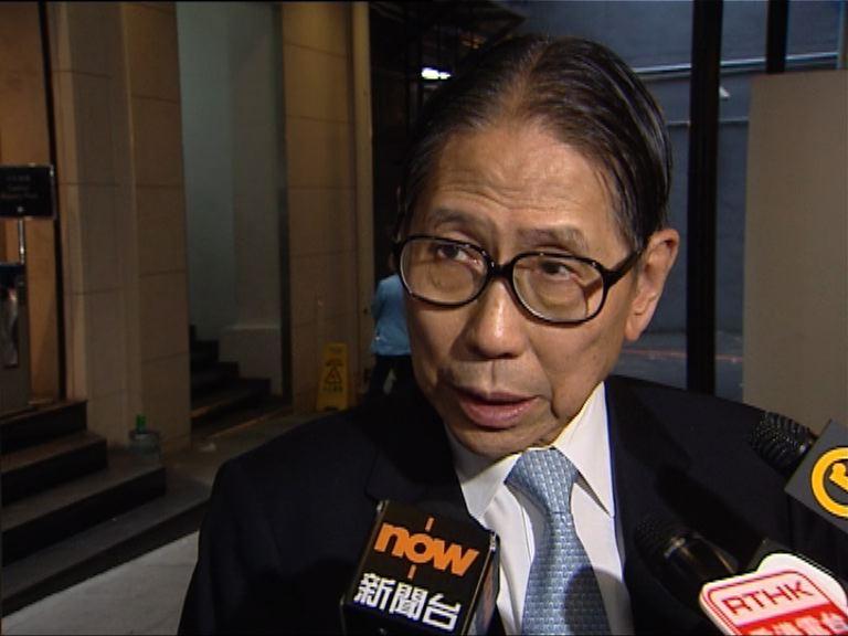 梁智鴻不能承諾30日內完成副校長任命程序