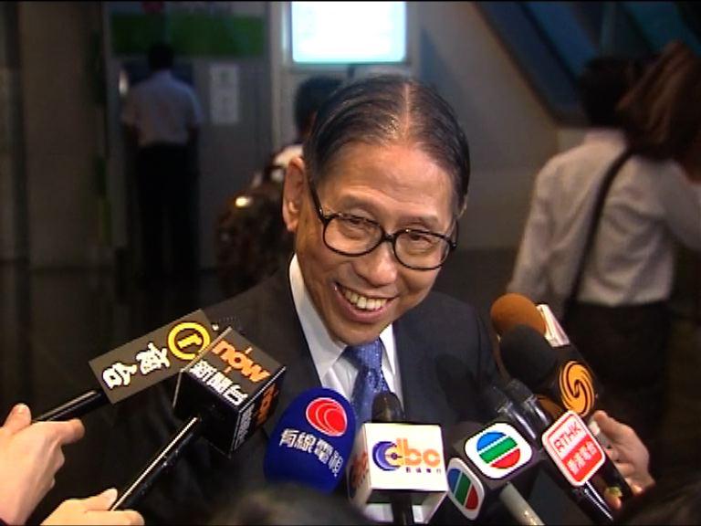 梁智鴻任期結束前決定召開特別校委會