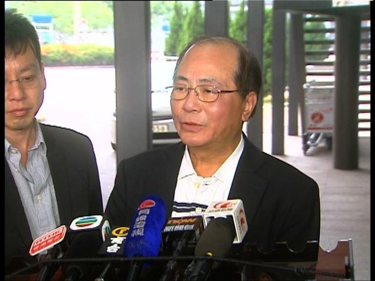 吳克儉:香港的大學整體表現高