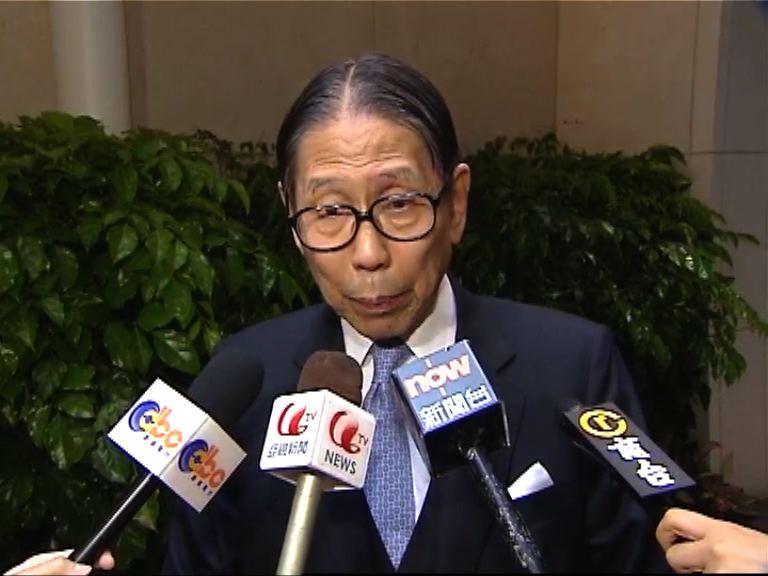 梁智鴻:委員不會被壓力左右意見