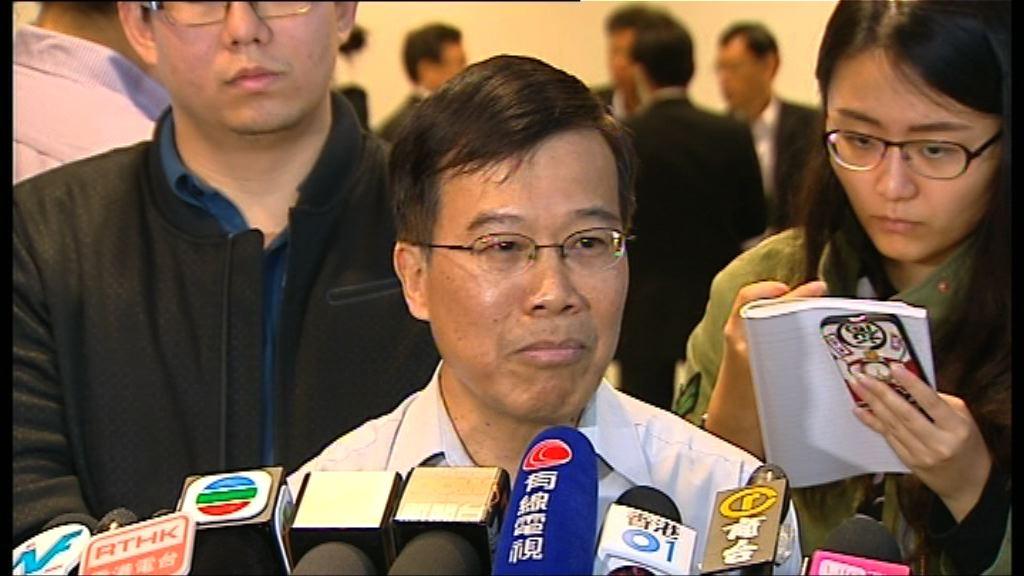 港大教職員指張翔認為港獨可作學術討論