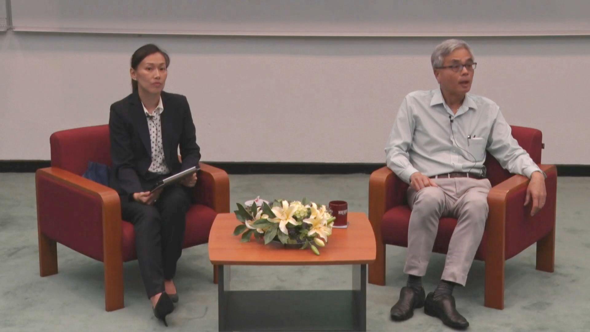科大校長史維:大學生罷課是個人選擇