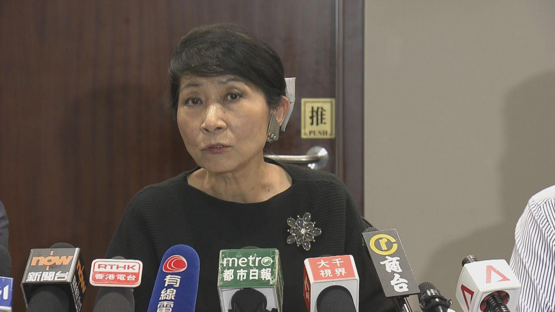 泛民主派憂北京力挺警隊對局勢火上加油