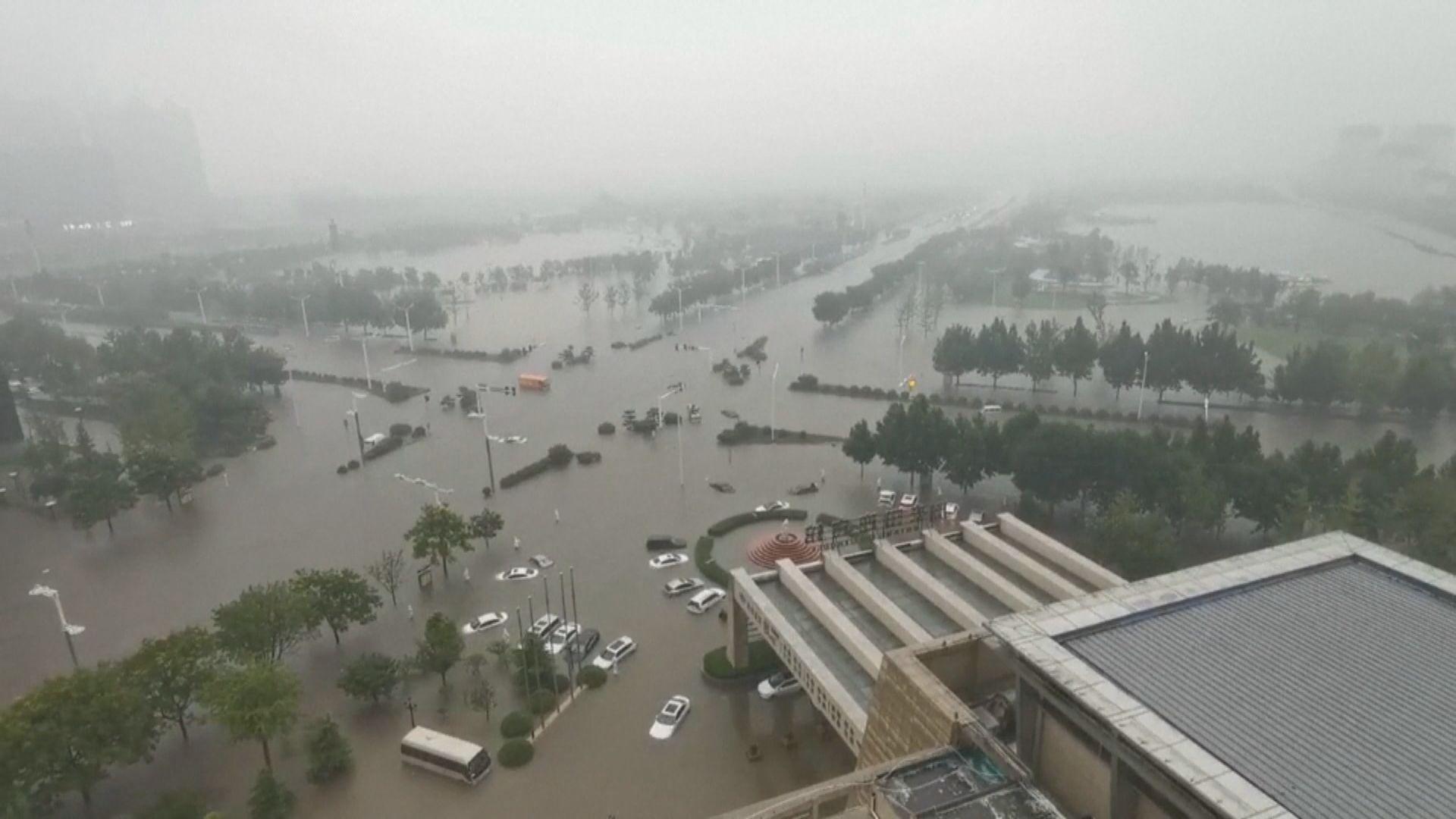 專家:鄭州「海綿城市」規劃無法抵禦極端惡劣天氣