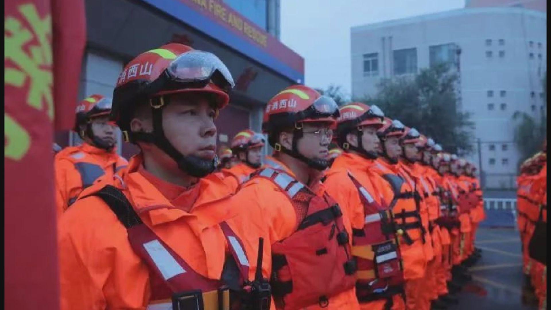 北京往鄭州高速車流稀疏 藍天救援隊接河南救援任務