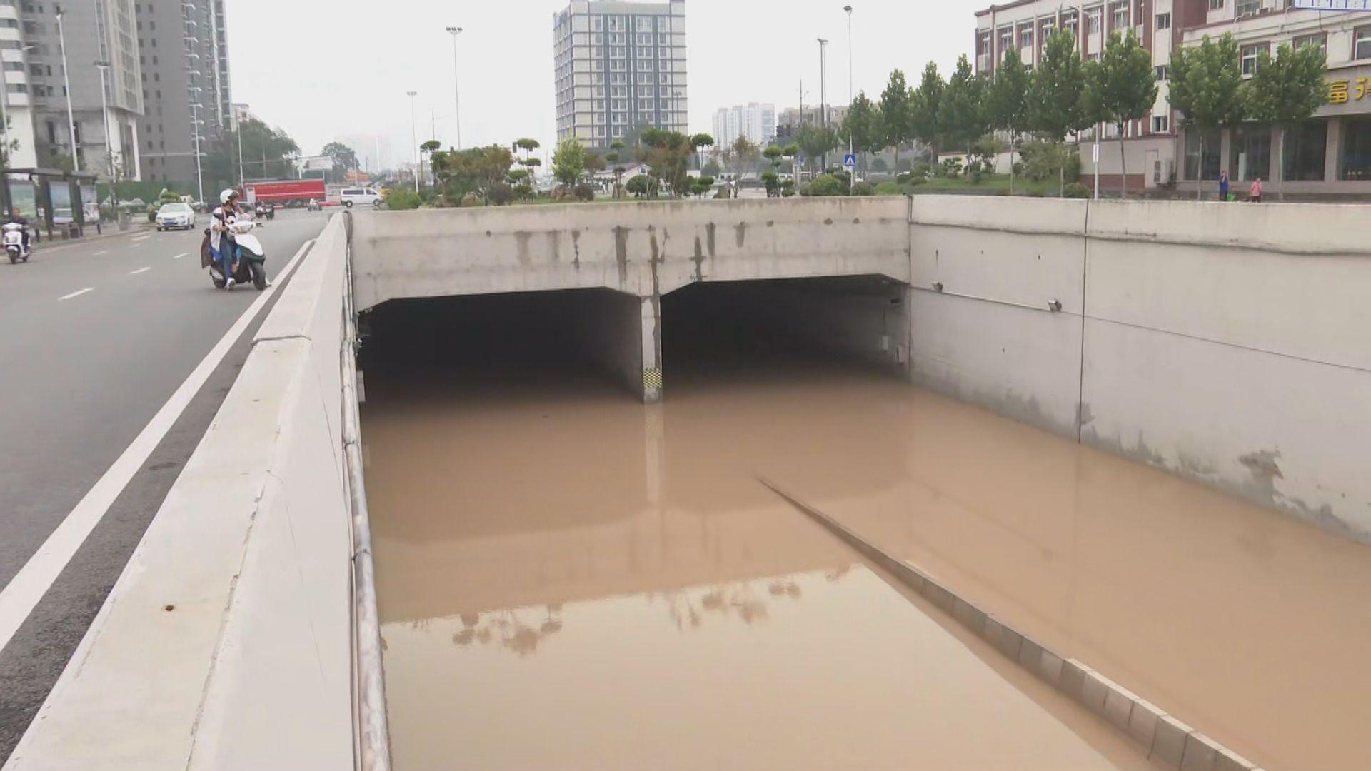 鄭州京廣路隧道據報仍有人失蹤 當局繼續搜救