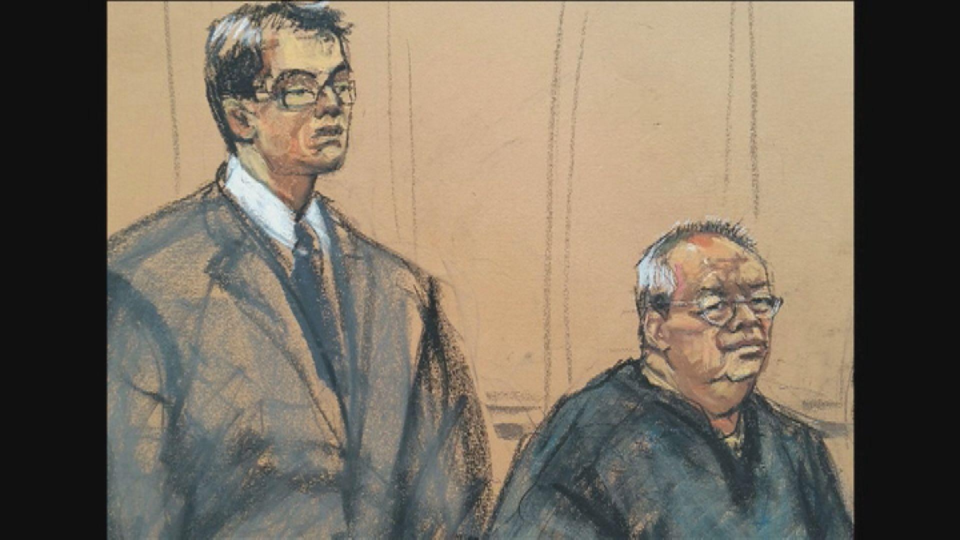 美國律師指何志平上訴機會微
