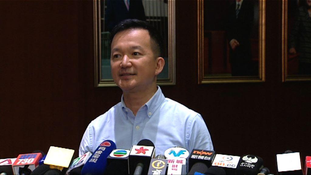 陳志全:對律政司上訴感失望