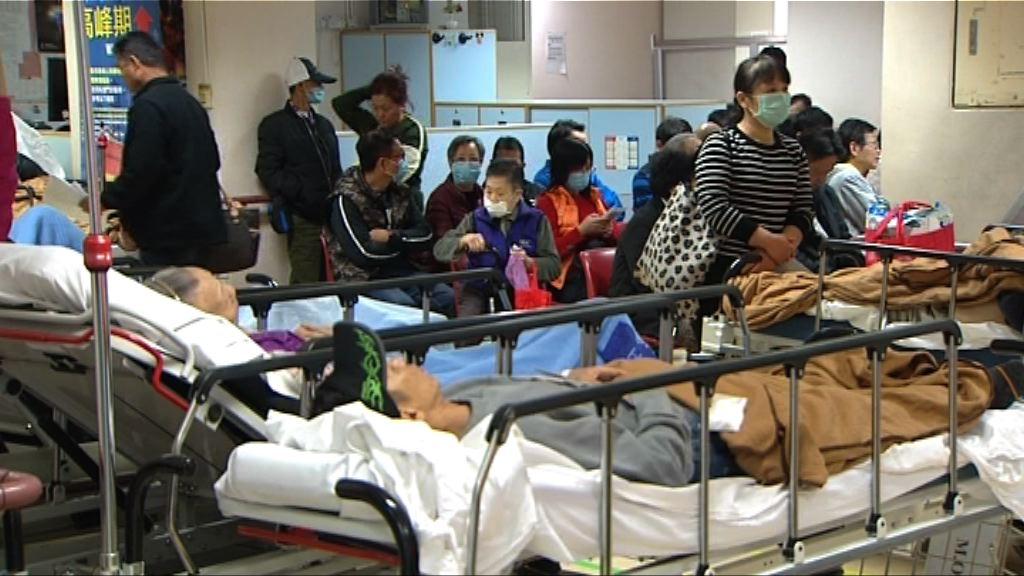 廣華醫院急症室需輪候逾8小時