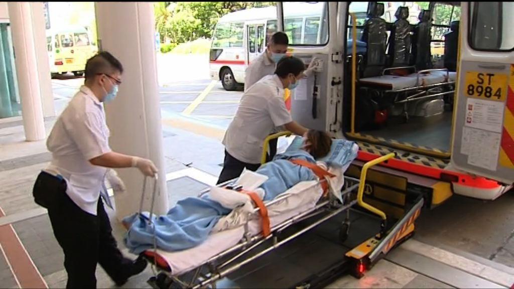 公院首批病人被轉介到私院 項目料涉二千萬