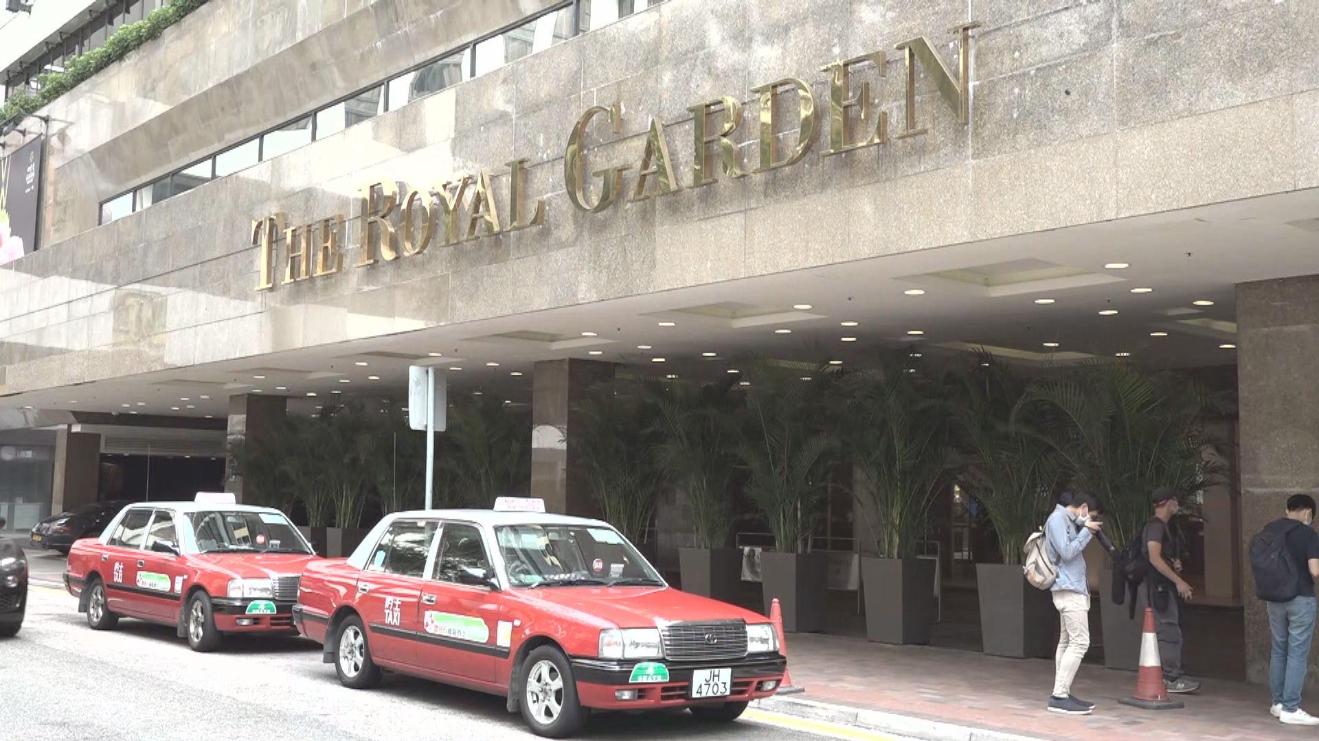 帝苑酒店即日起重開客房 餐廳下周四重開