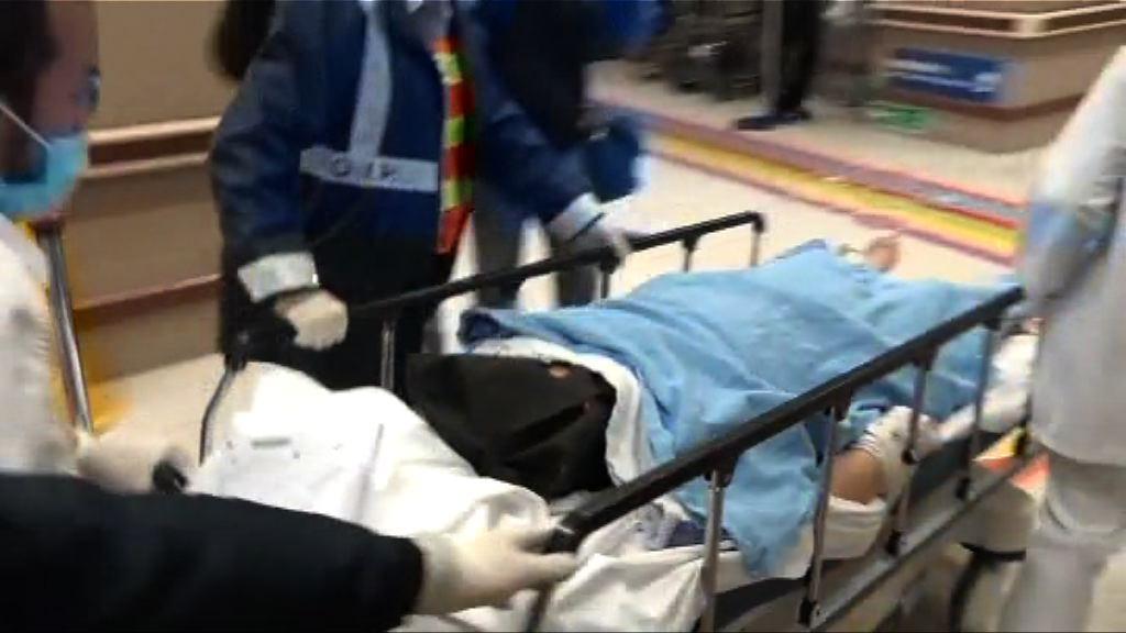韓籍男子酒店房間疑殺妻兒被捕