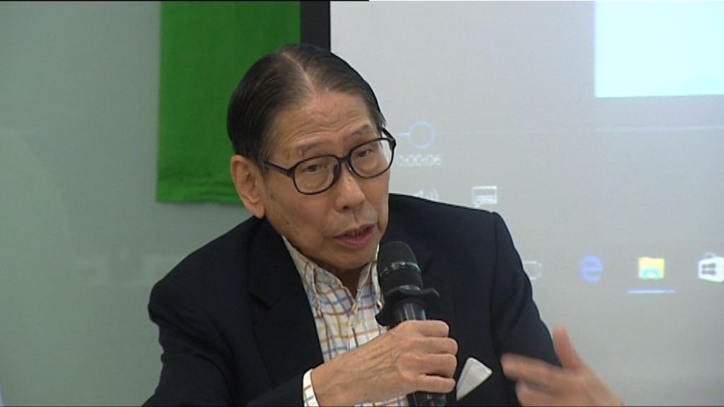 梁智鴻重申標時委員會不設立場
