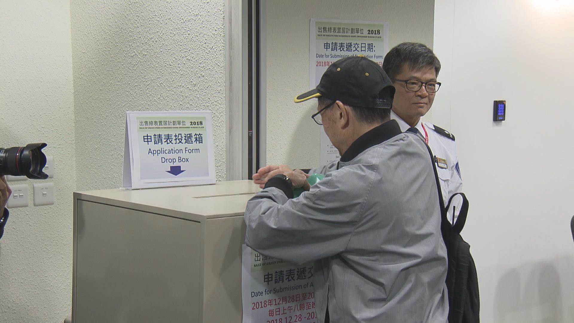 長沙灣綠置居收逾四萬申請 超額認購近15倍