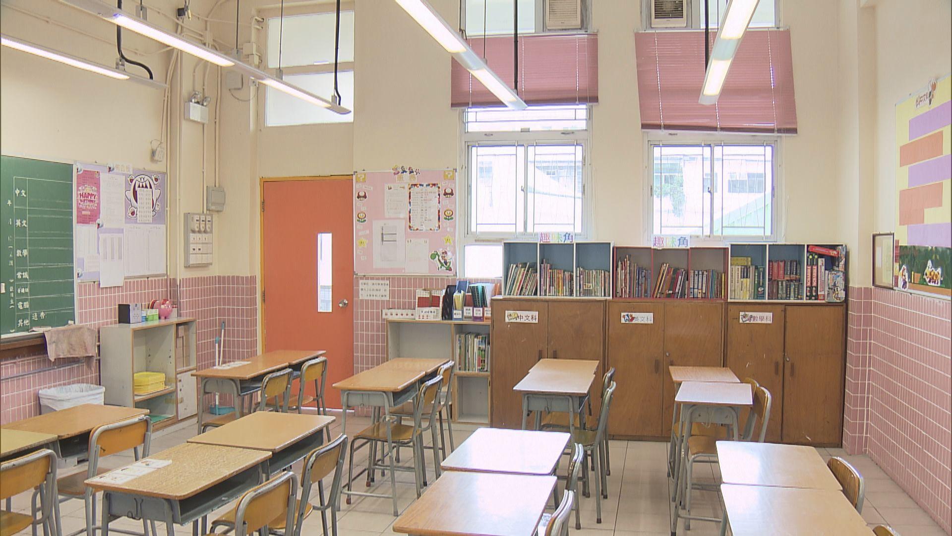 樂善堂小學改建過渡性房屋提供50個單位