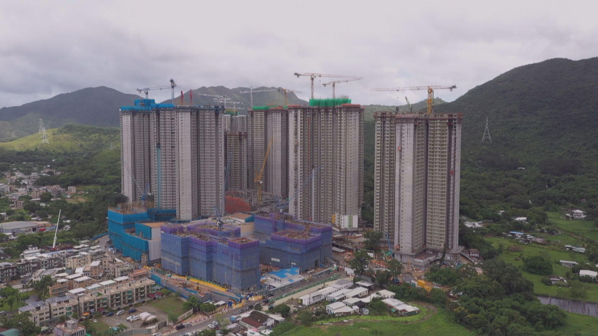 新一期居屋公布價單 售價117萬至489萬元