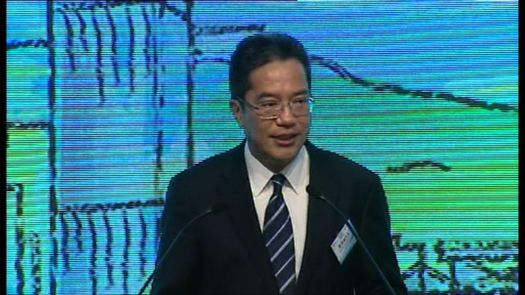張建宗:非將住屋問題推給民間團體