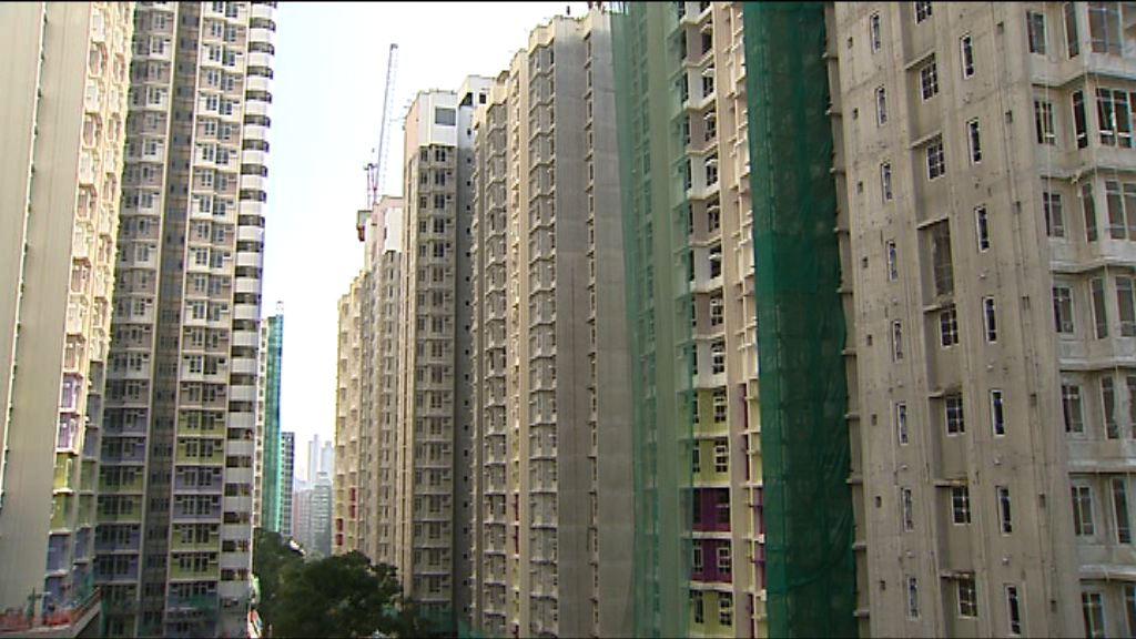 新公屋租金逾七成定於每月2500元以下