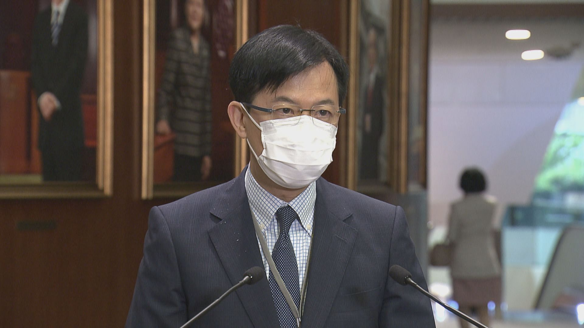 陳振英:滙豐修訂條款為配合部分國家稅務規定