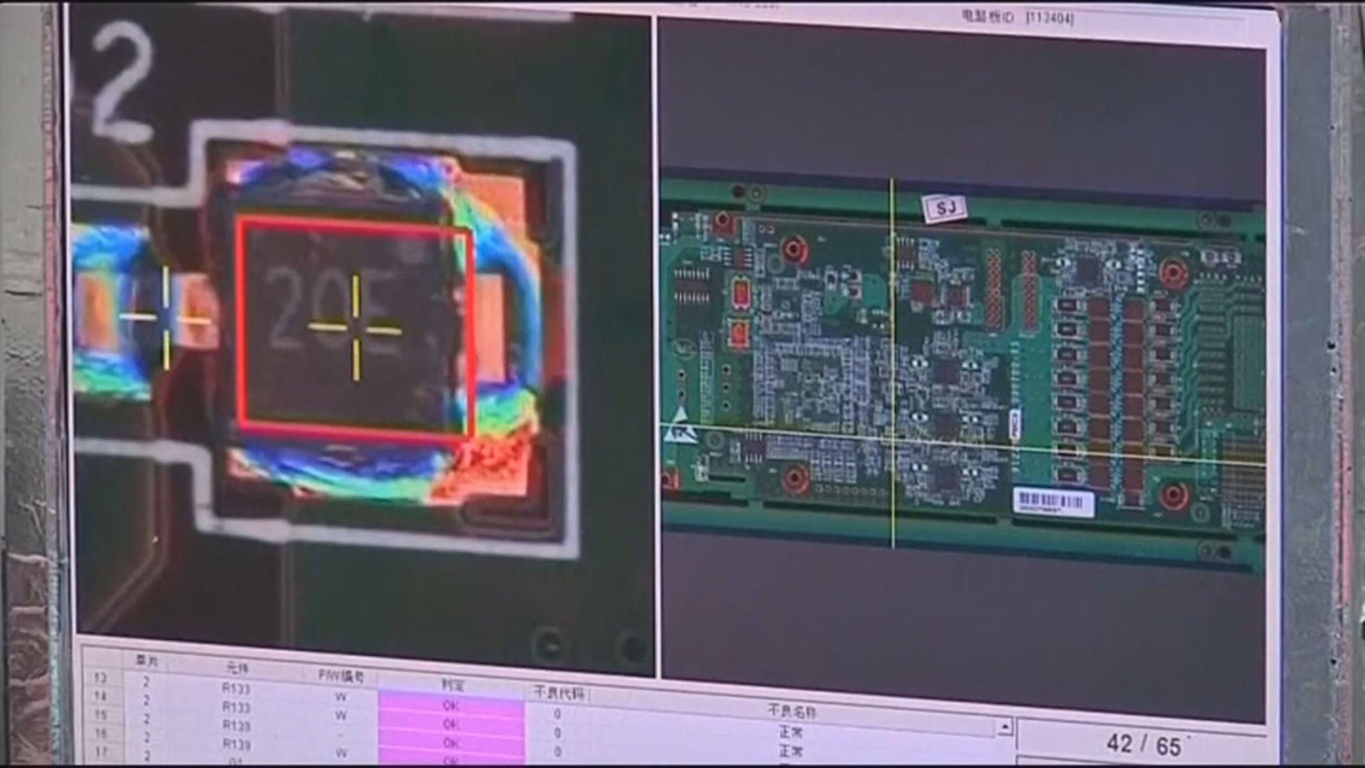 分析:美國禁對華銷售晶片成殺手鐧
