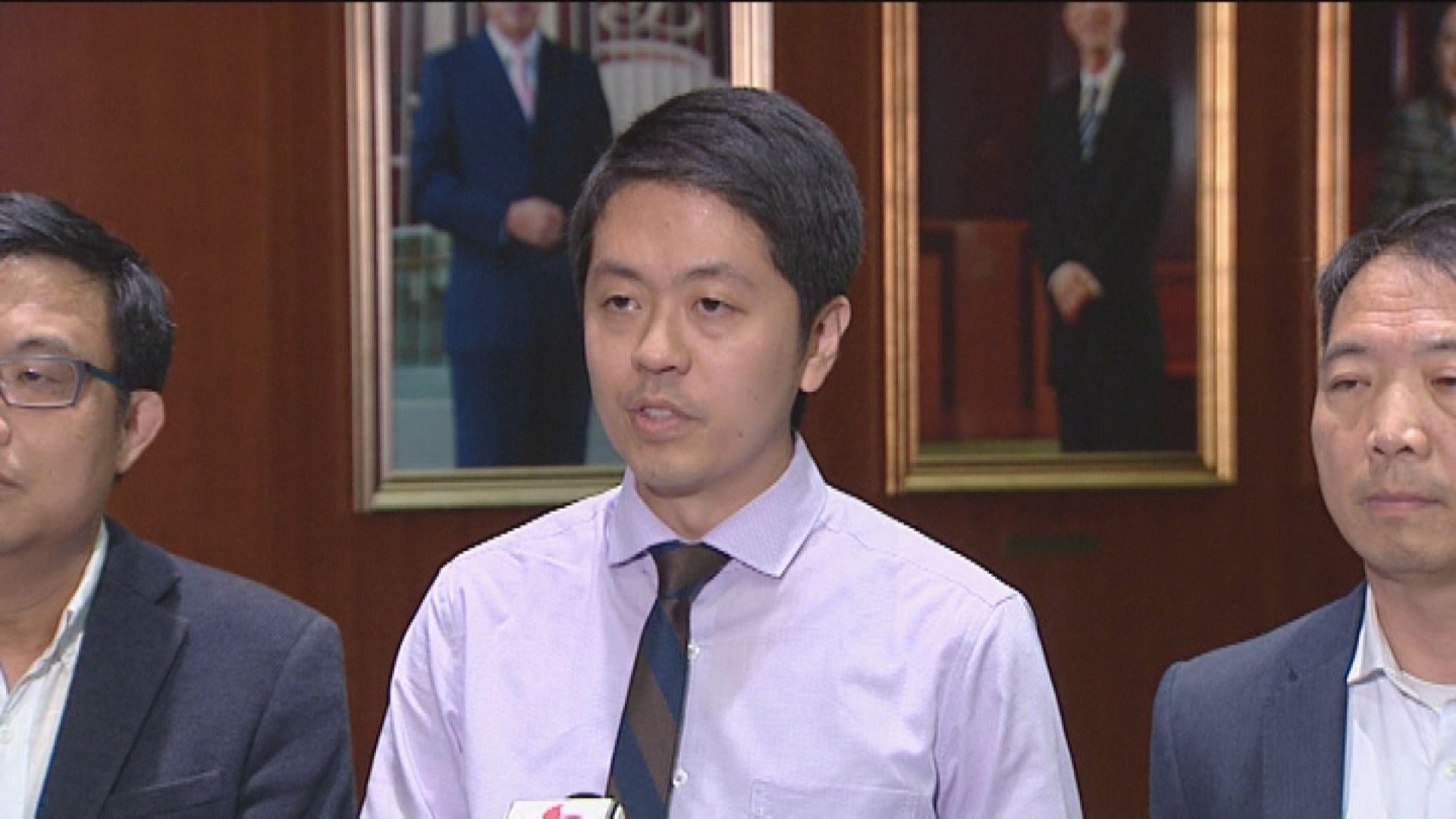 許智峯涉搶女行政主任手機遭警方起訴