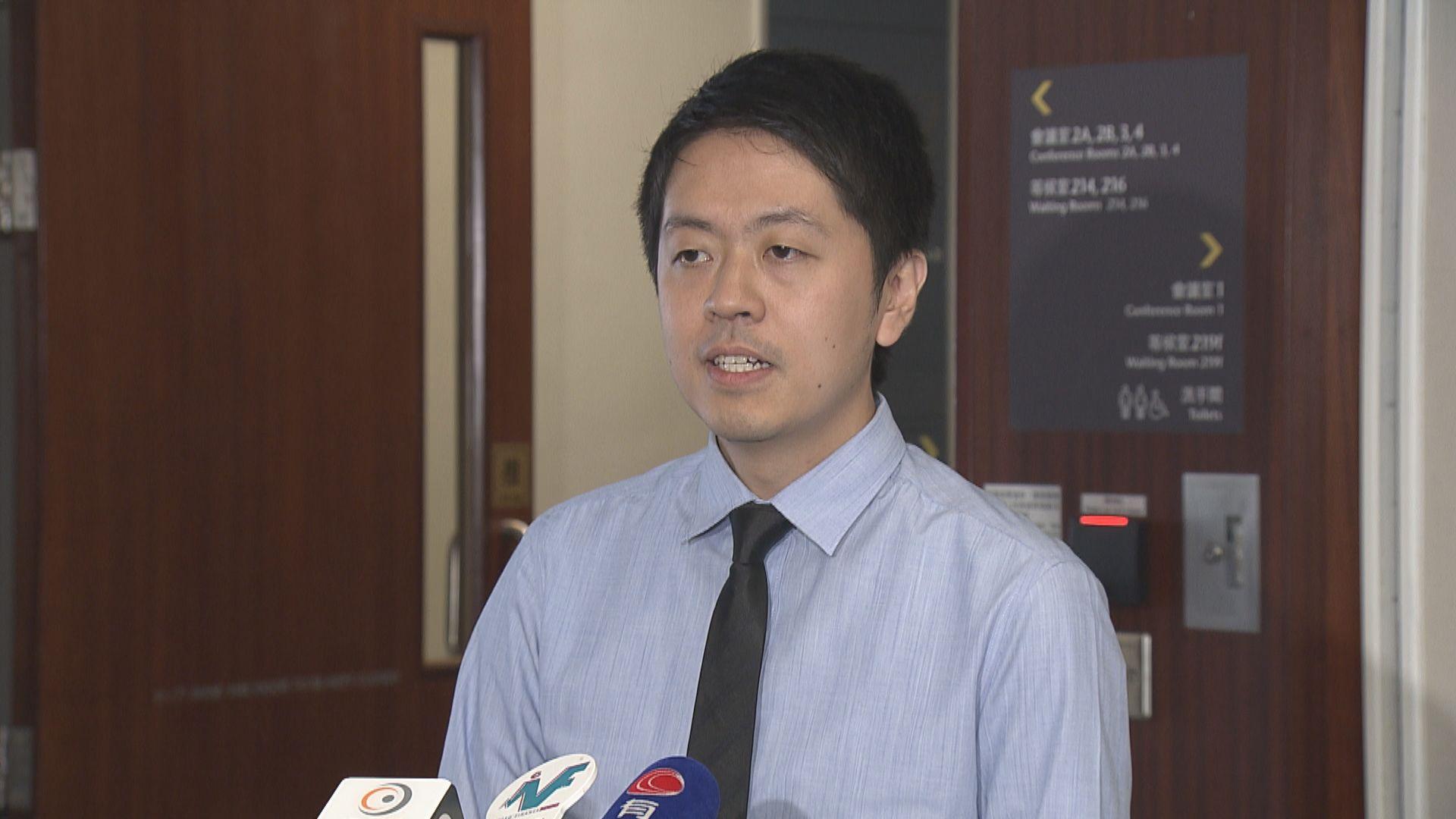 許智峯:國安法下建制派想用警權打壓議會抗爭