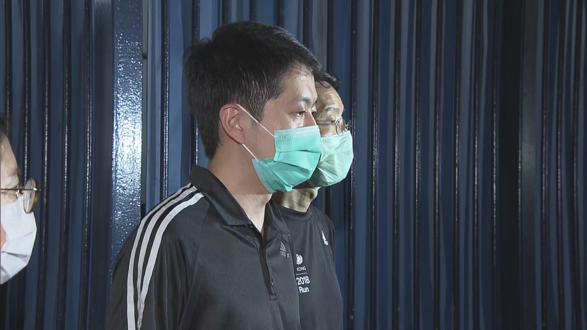 許智峯涉阻差辦公被捕後獲無條件釋放 斥警濫捕
