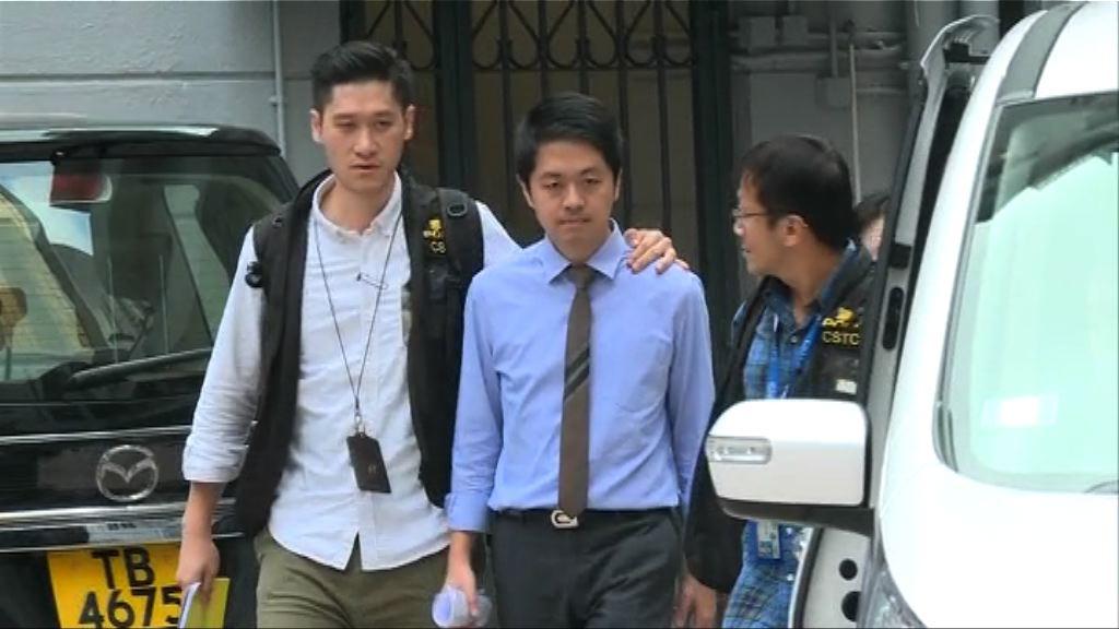 許智峯被捕 案件由科技罪案調查科跟進