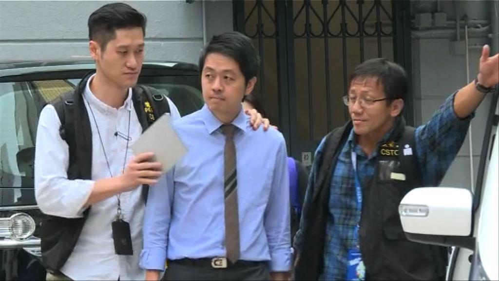 許智峯:案件不影響履行議會工作