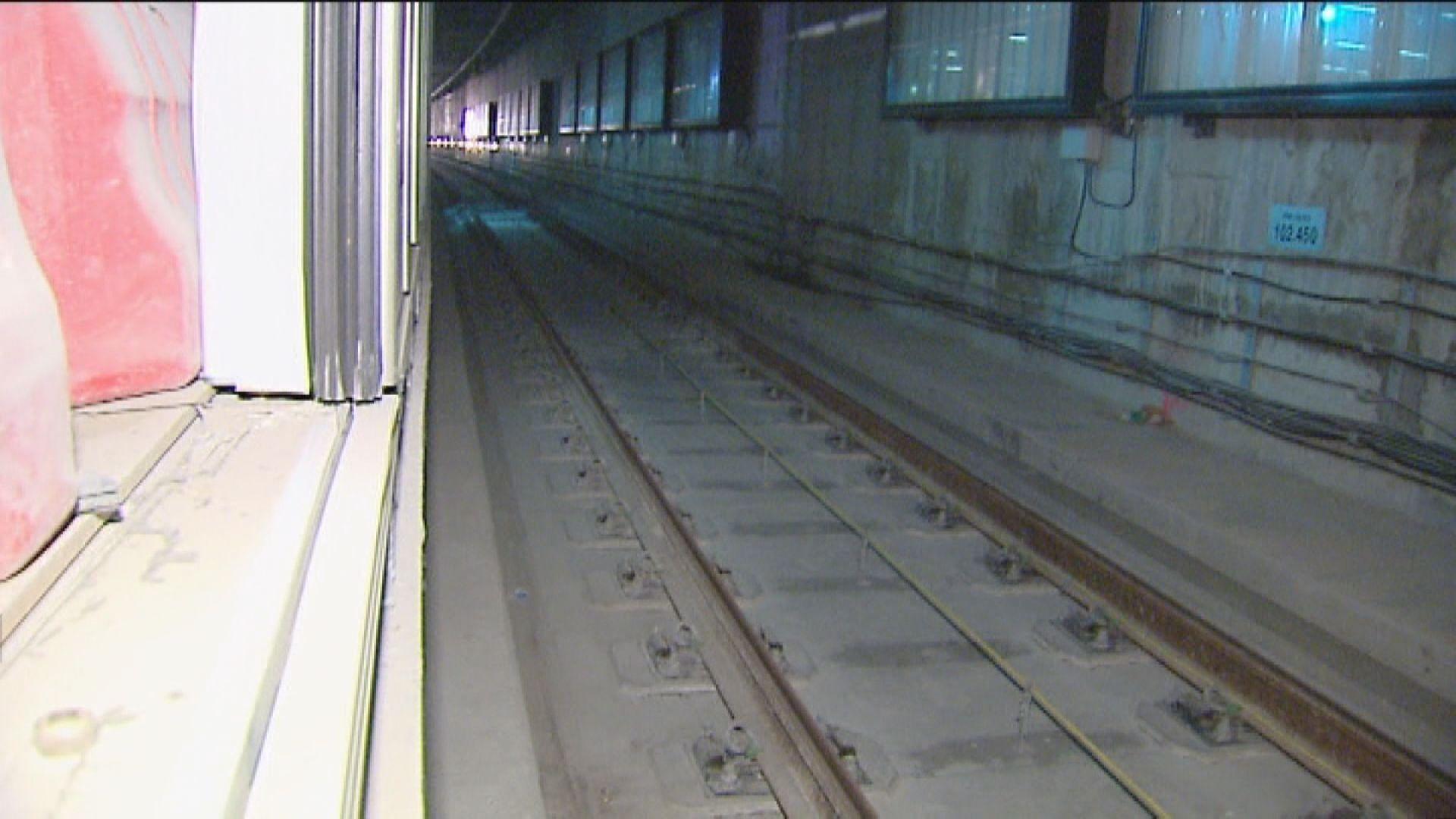 沙中綫紅磡站再有3支鋼筋不達標