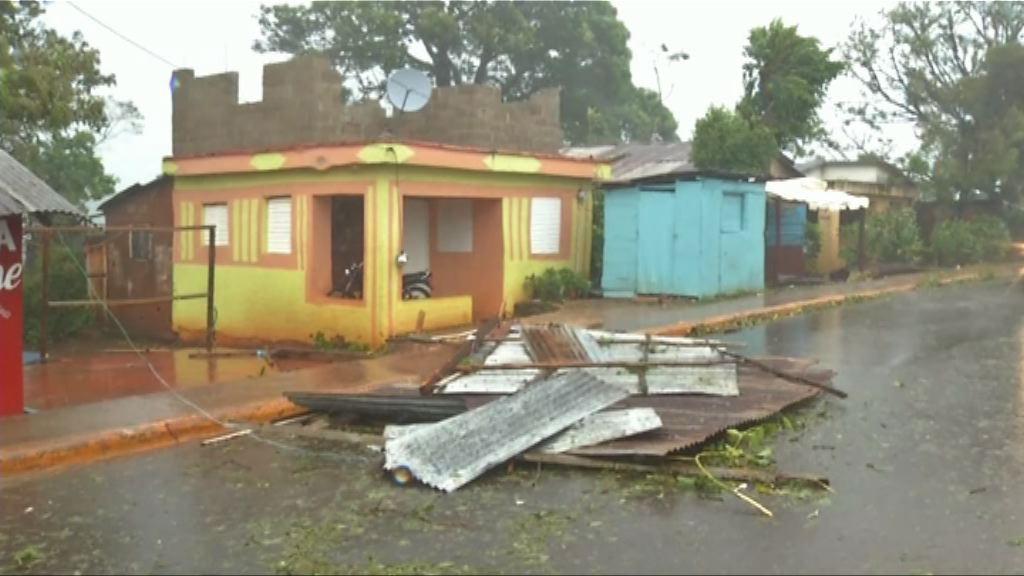 瑪麗亞吹襲多米尼加造成嚴重破壞