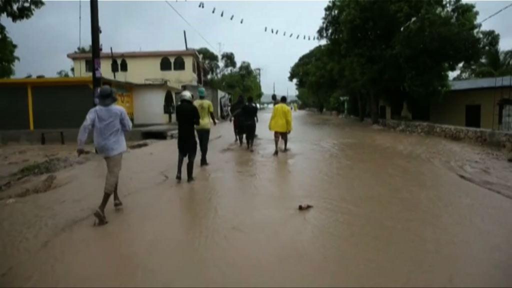 颶風馬修吹襲多個加勒比海國家