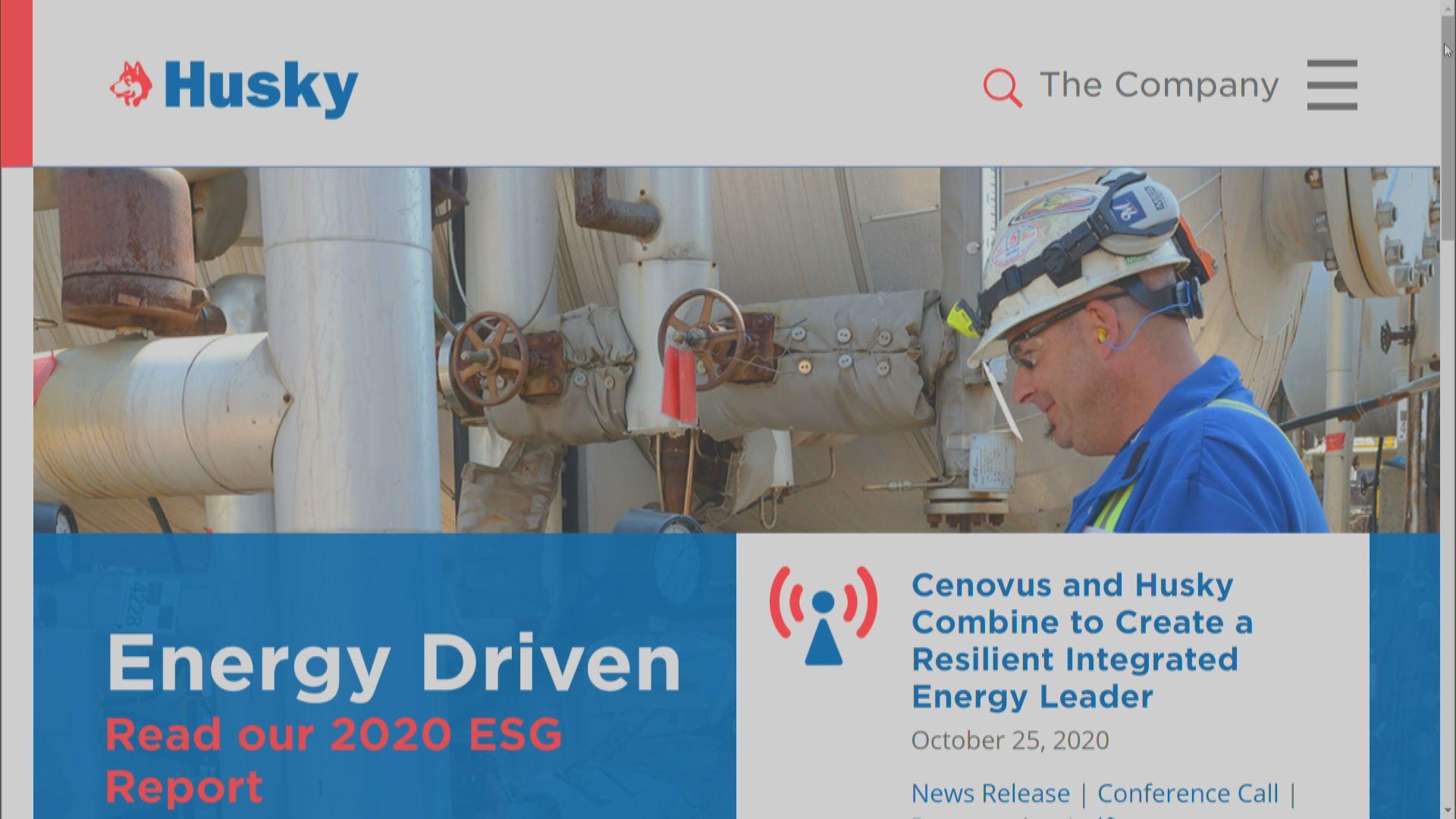 赫斯基能源與西諾沃能源訂立安排協議進行合併