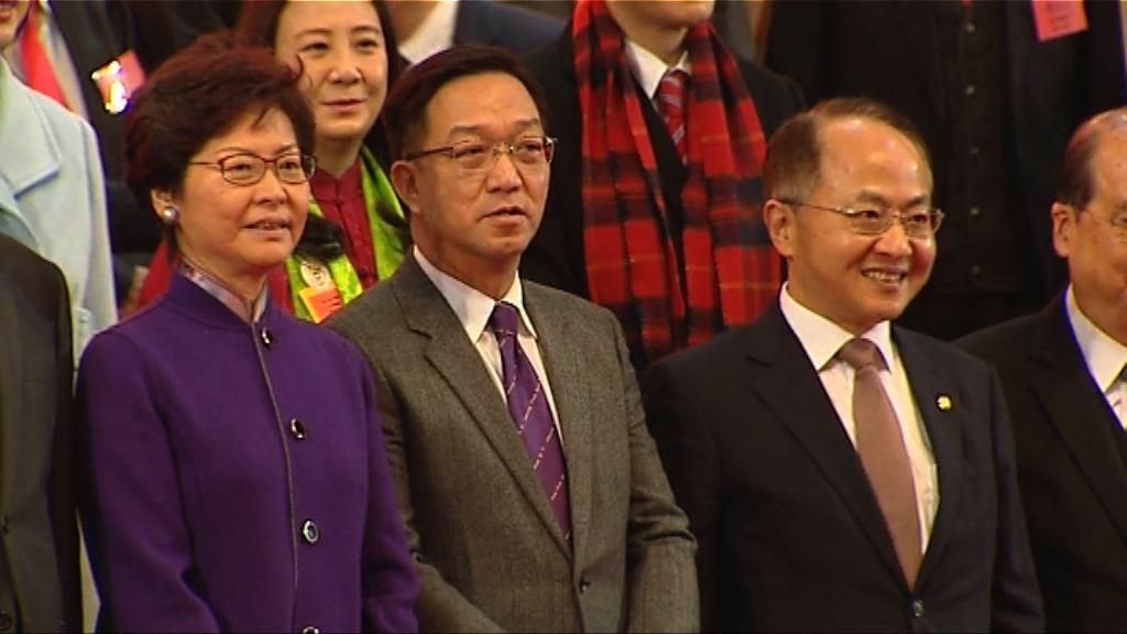 劉業強:政府收地賠償低於市值
