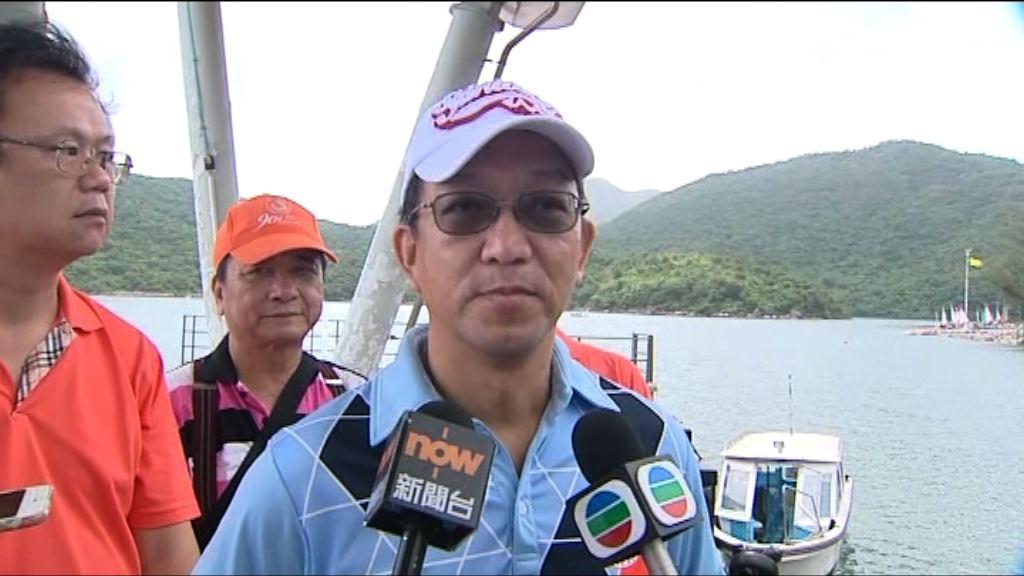 劉業強:曾樹和「殺無赦」言論不代表鄉議局