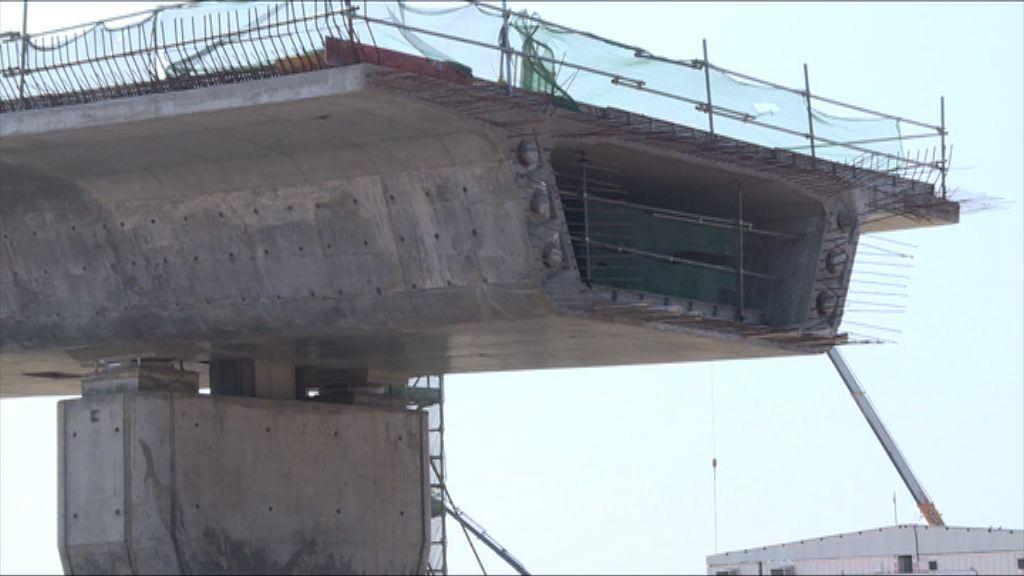大橋石屎測試造假 部分結果前年起偽造