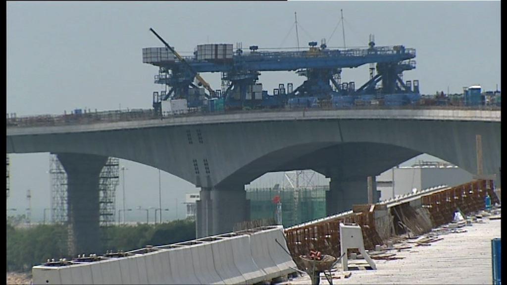 大橋石屎測試造假 未來兩周繼續覆檢
