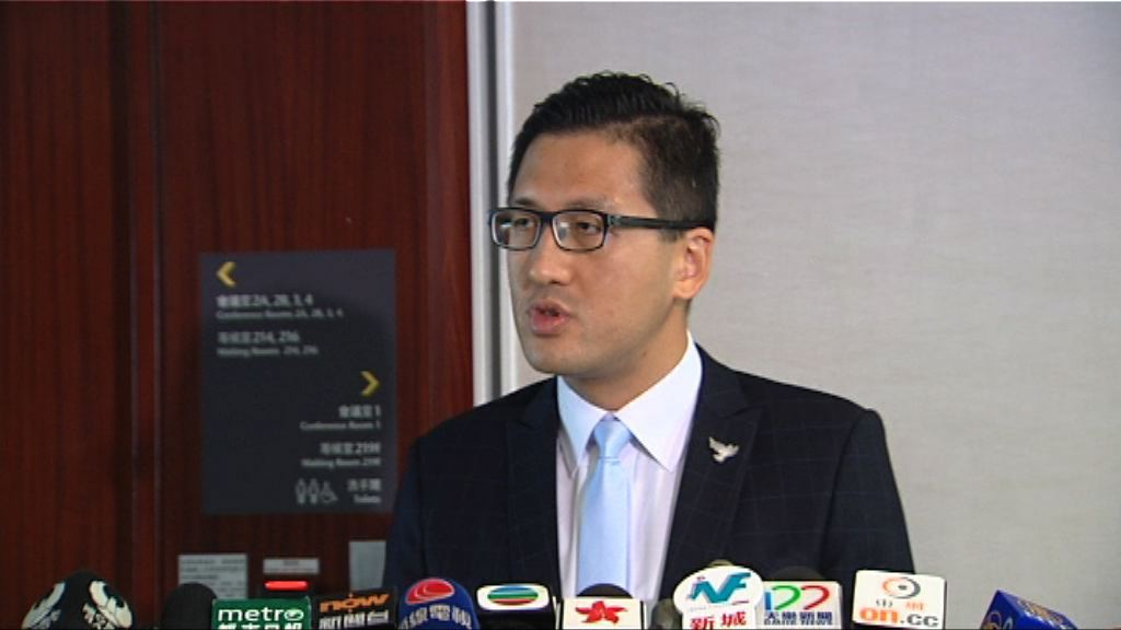 梁振英任公司董事 林卓廷:有嚴重角色衝突