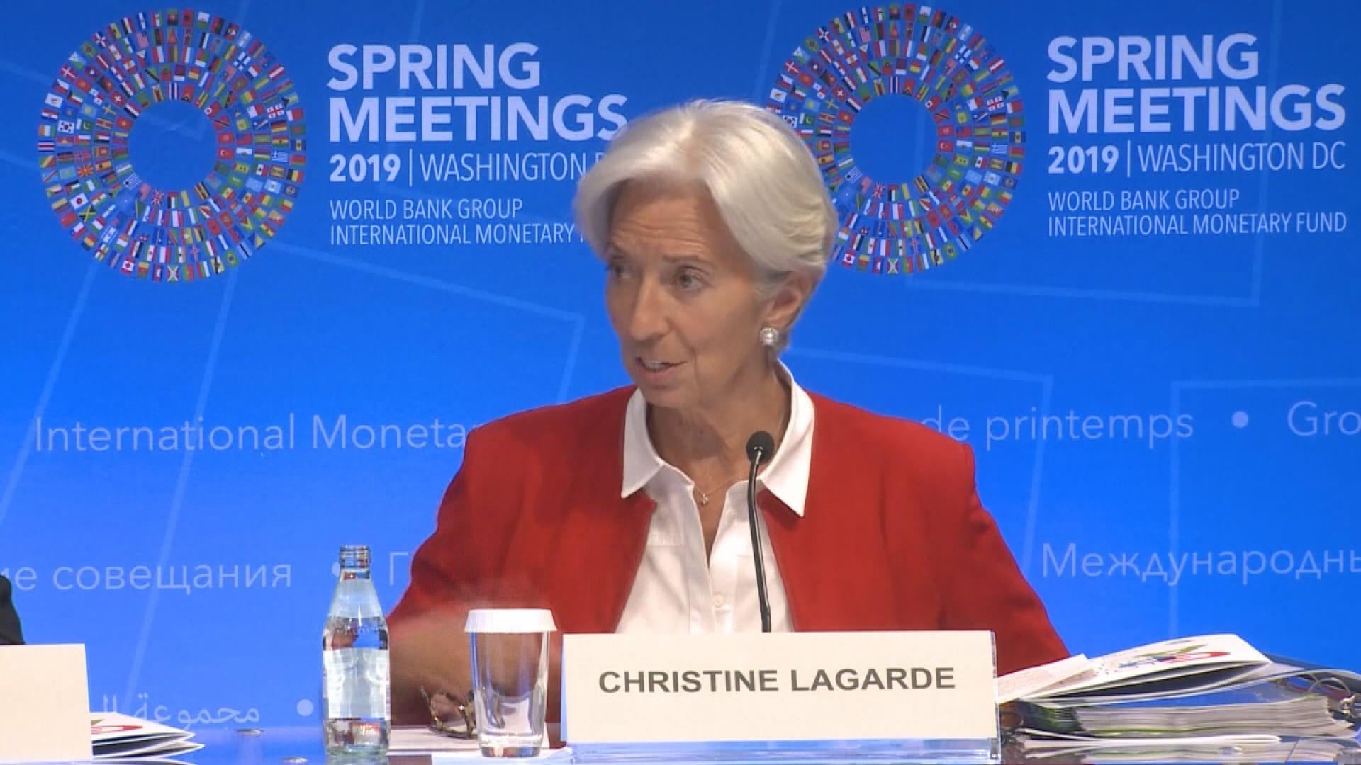 拉加德:英延脫歐可避免無協議脫歐可怕後果