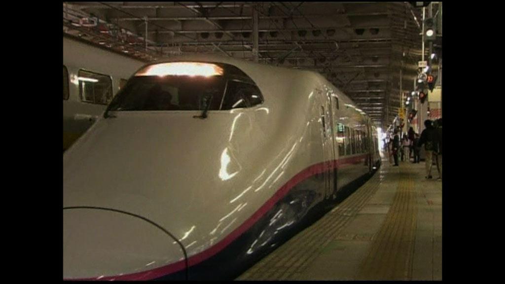 日本將協助印度興建第一條高鐵
