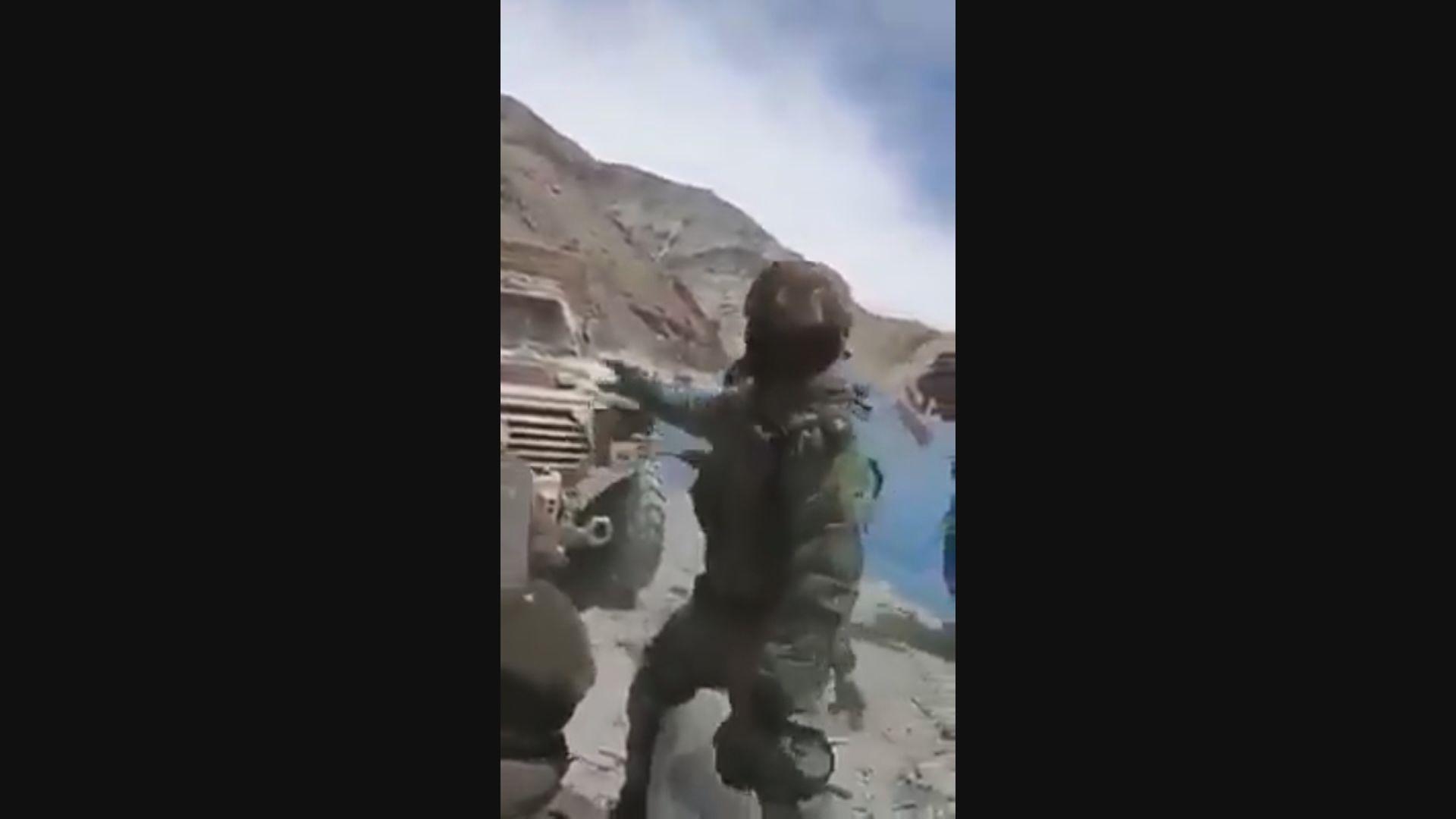 中印邊境衝突據報雙方有死傷