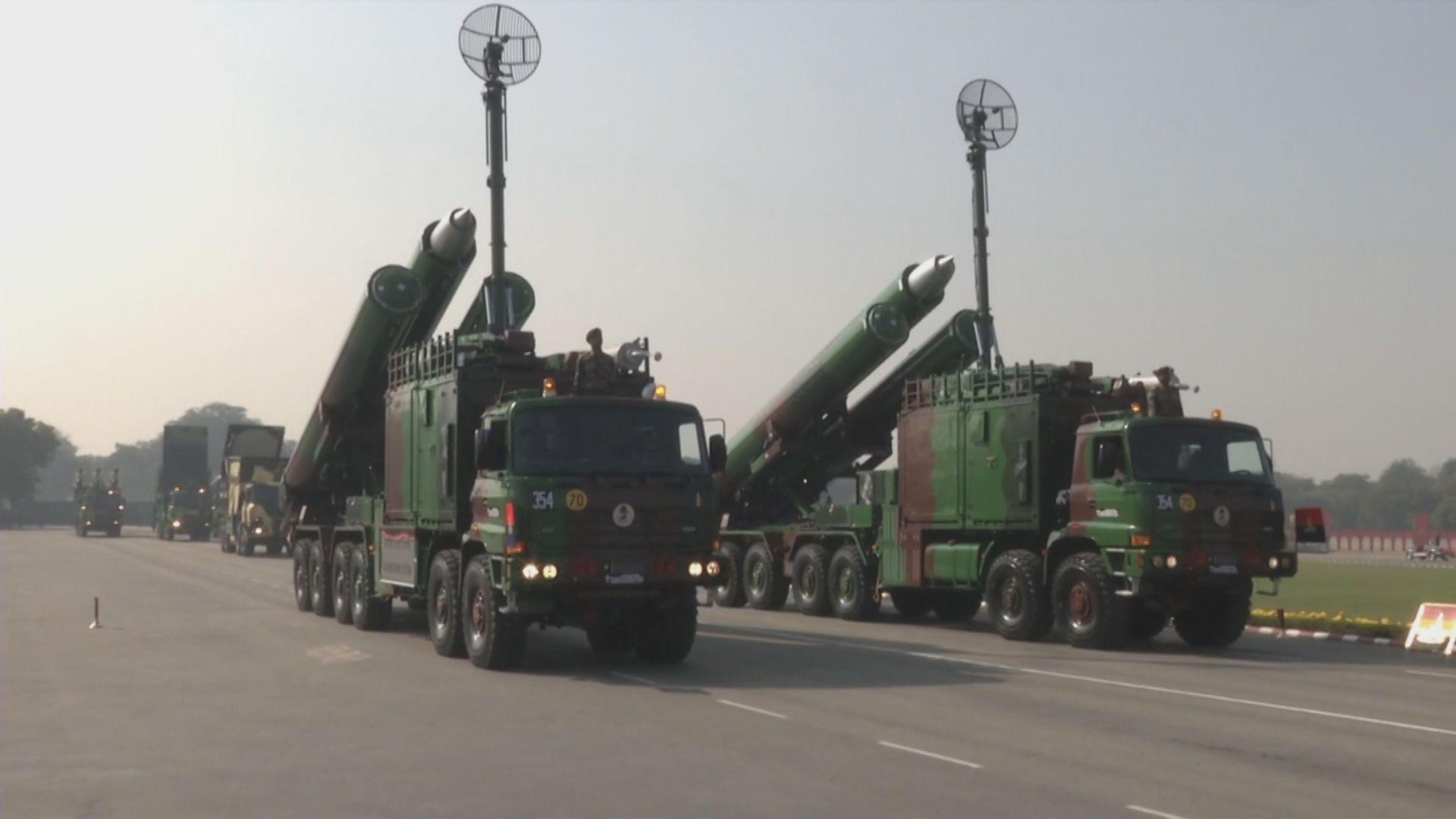 報道指印度擬向印尼外銷超音速導彈