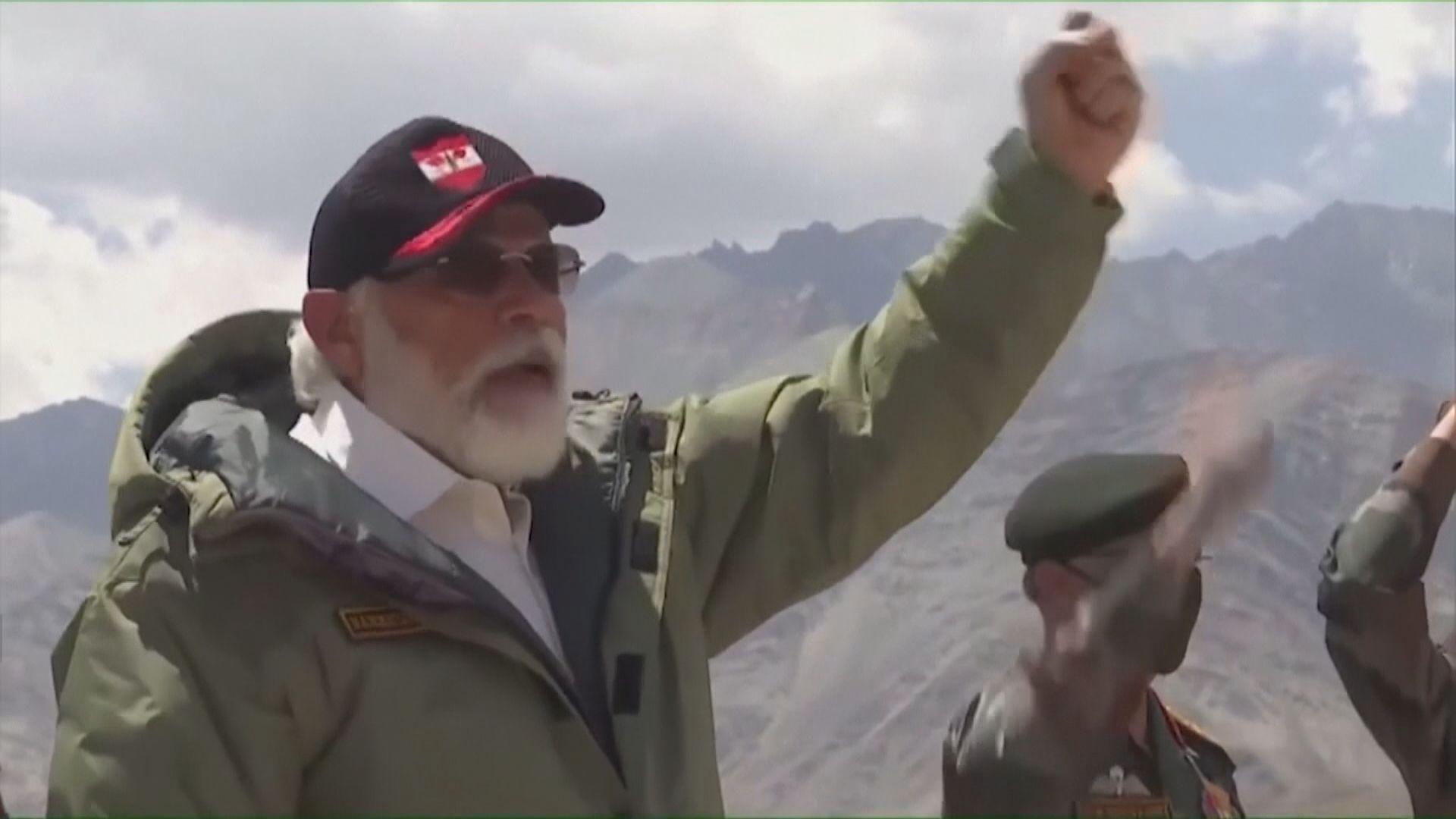 印度總理莫迪:歷史證明擴張主義最終走向滅亡