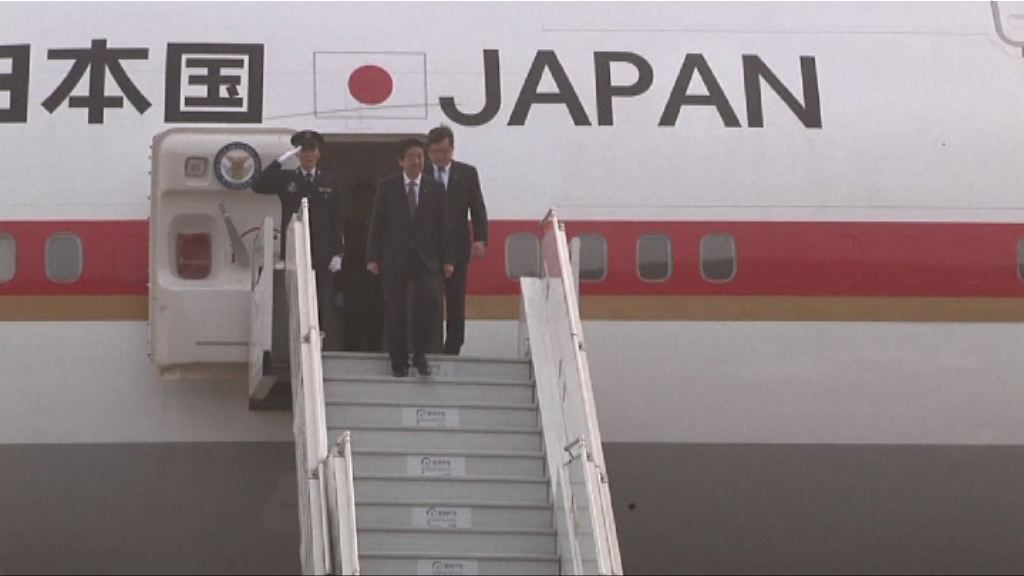 日揆訪問印度 將簽署興建高鐵協議