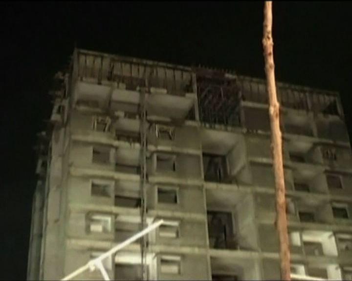 印度接連發生塌樓意外逾15死