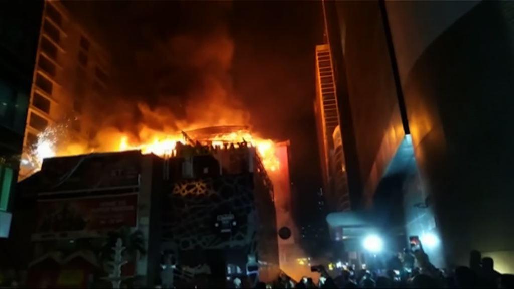 印度孟買餐廳大火最少15死